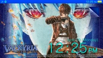 Valkyria Revolution - PS Vita theme 02
