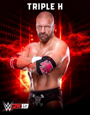 WWE2K19-Roster-Triple-H