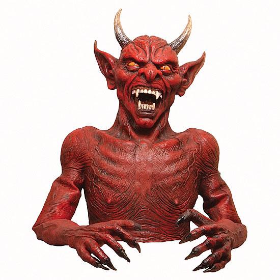 Arnold Friend aka the Devil
