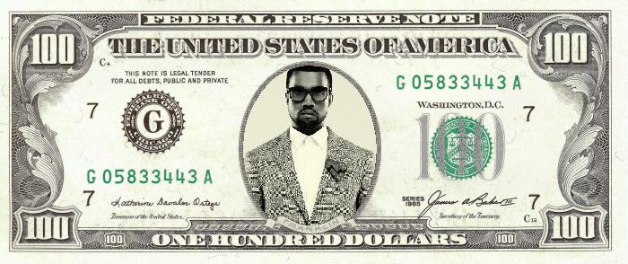 Fake 1 Dollar Money Sheet