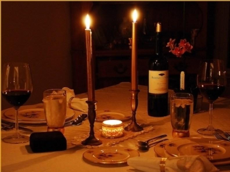 Resultado de imagem para candlelight dinner