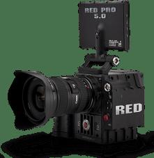 Jam A RED Scarlet Camera
