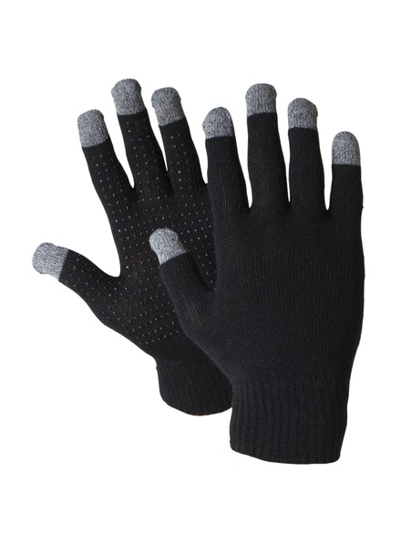 Knit Gloves For Touch Screens