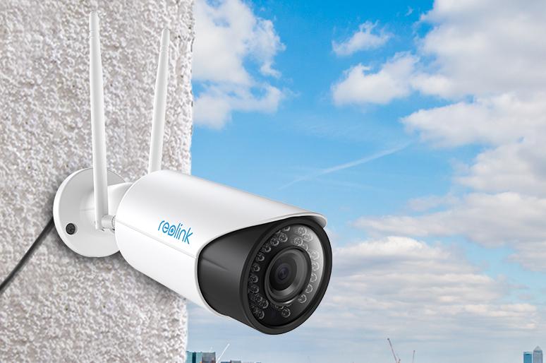 Wireless 4k Security Camera