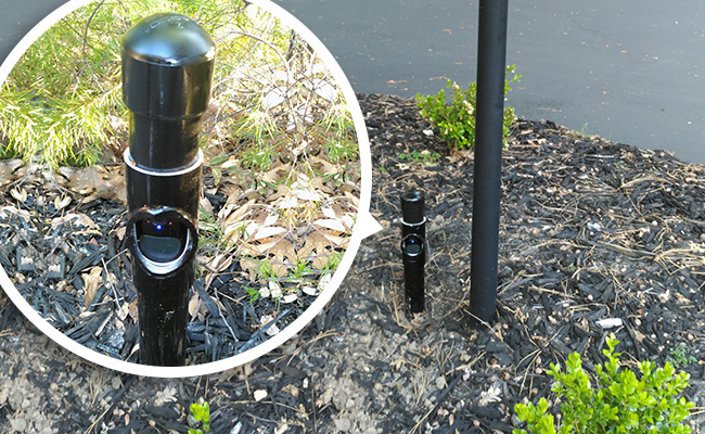 Wireless Outdoor Security Cameras Monitor