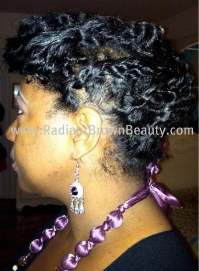 twists hair