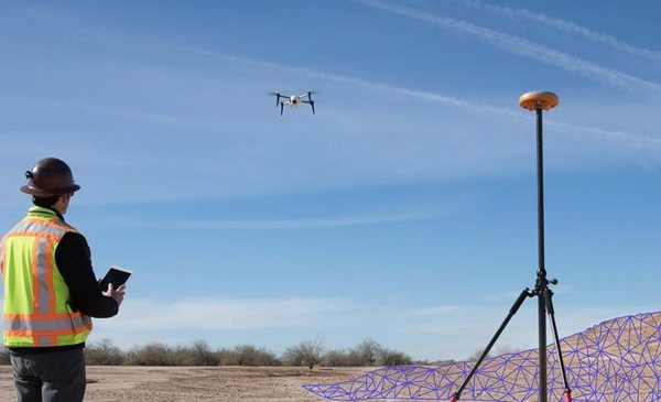 Industrial drone company Kespry raises $33 million
