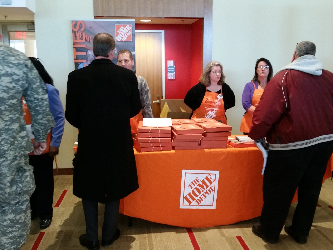 Hire Veterans, Military Job Fairs