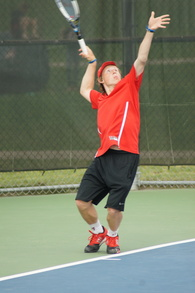 Alex Exsted's Men's Tennis Recruiting Profile