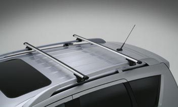 roof mount crossbars aero