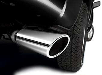 2002 2014 dodge ram 1500 2500 3500 chrome exhaust tip mopar genuine oe brand new