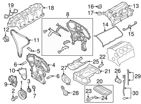 2005 Infiniti G35 Fuse Diagram
