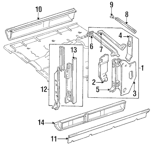 Diagram 88 Jeep Anche Wiring Diagram File Jk99180