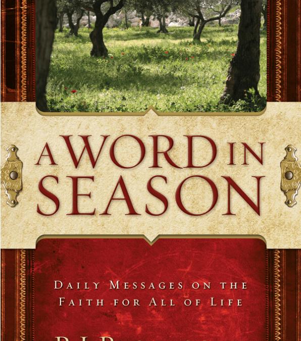 A Word In Season – Volume Seven