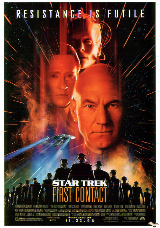Worldview Discussion of Star Trek First Contact 1