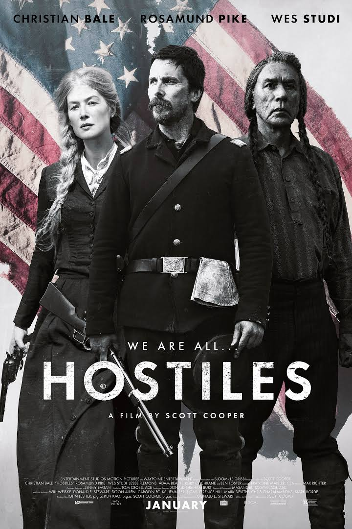 """Worldview Discussion on """"Hostiles"""" 1"""