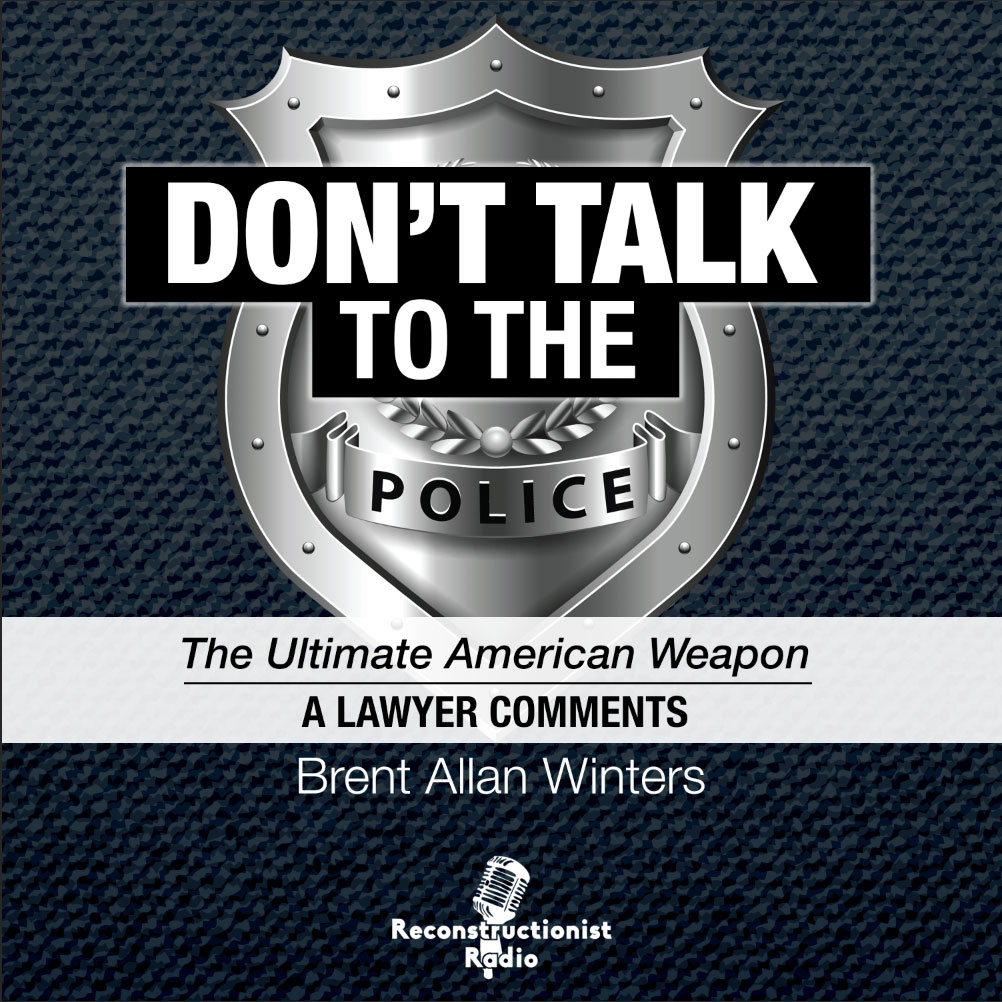 Don't Talk to the Police 1