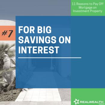 7- For Big Savings on Interest