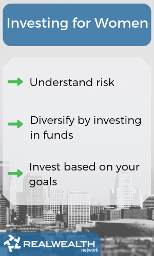 Investing for women image
