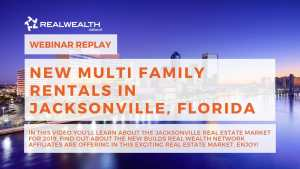 Jacksonville Real Estate Market Webinar: May 2019