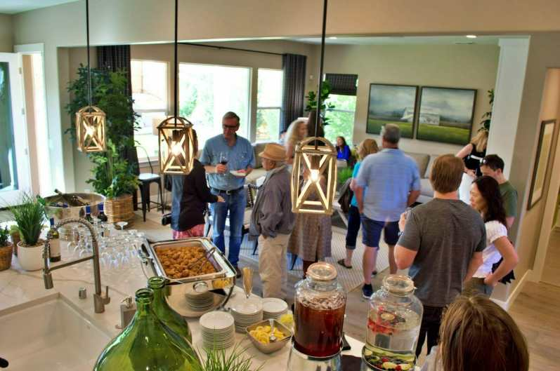 Quest Reno Syndication Project - Model Home Tour & VIP Party