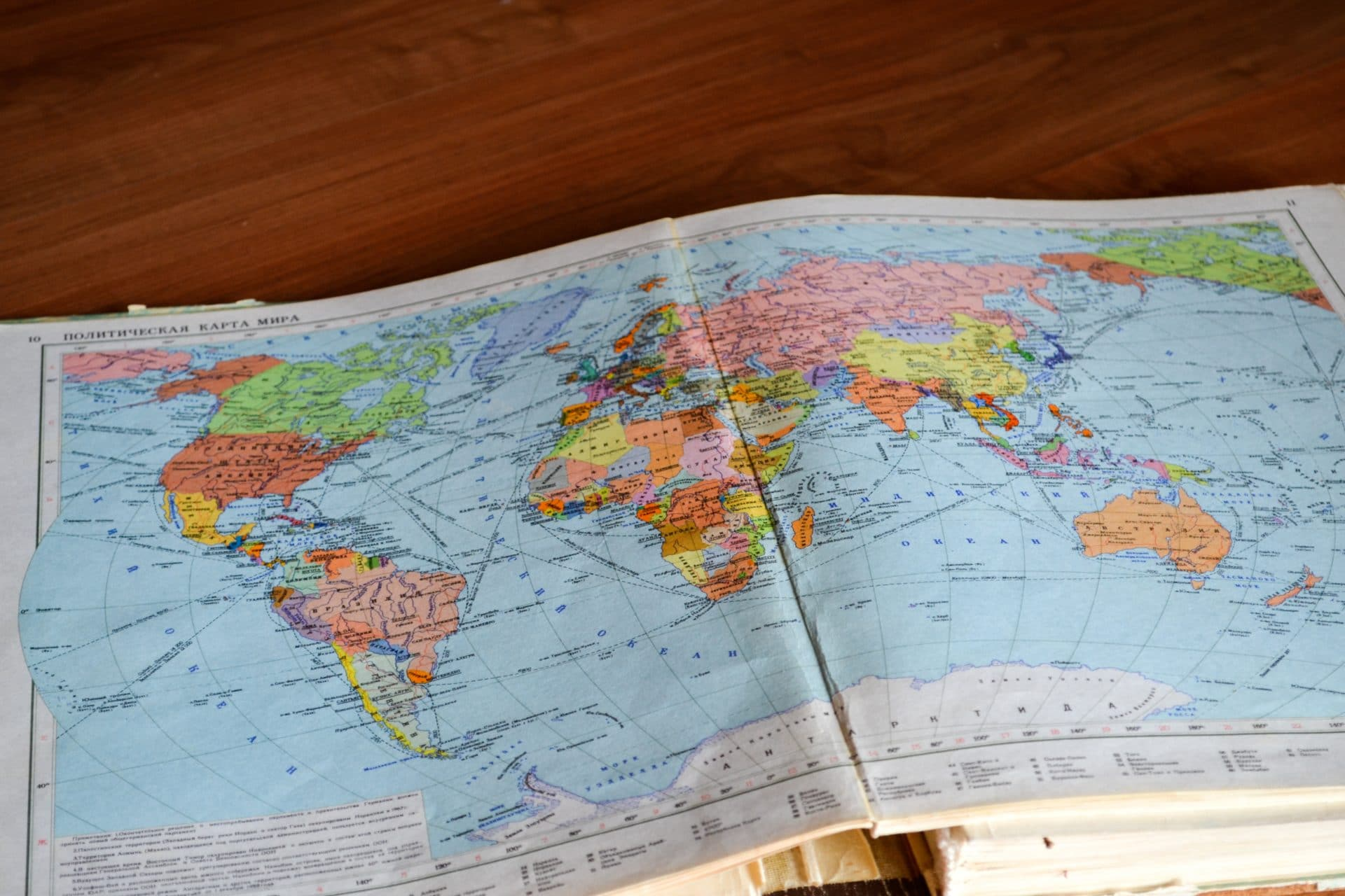 PIcture of world map for for Real Estate News for Investors Podcast Episode #310
