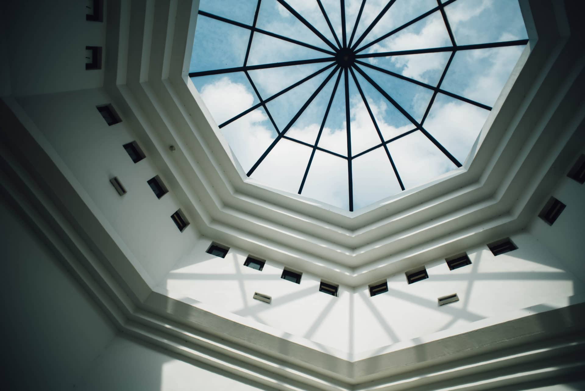 picture of ceiling for Real Estate News for Investors Podcast Episode #347