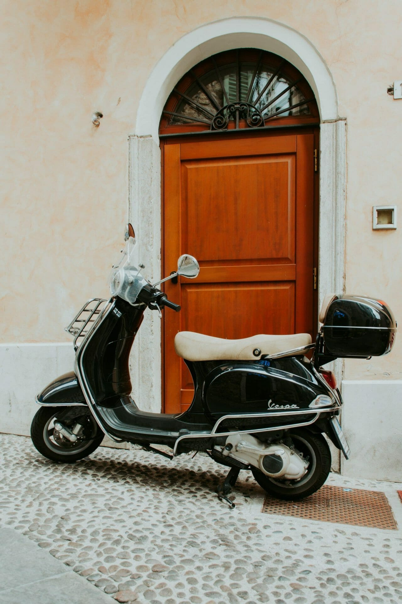 picture of motocycle by door for Real Estate News Podcast for Investors Episode #449