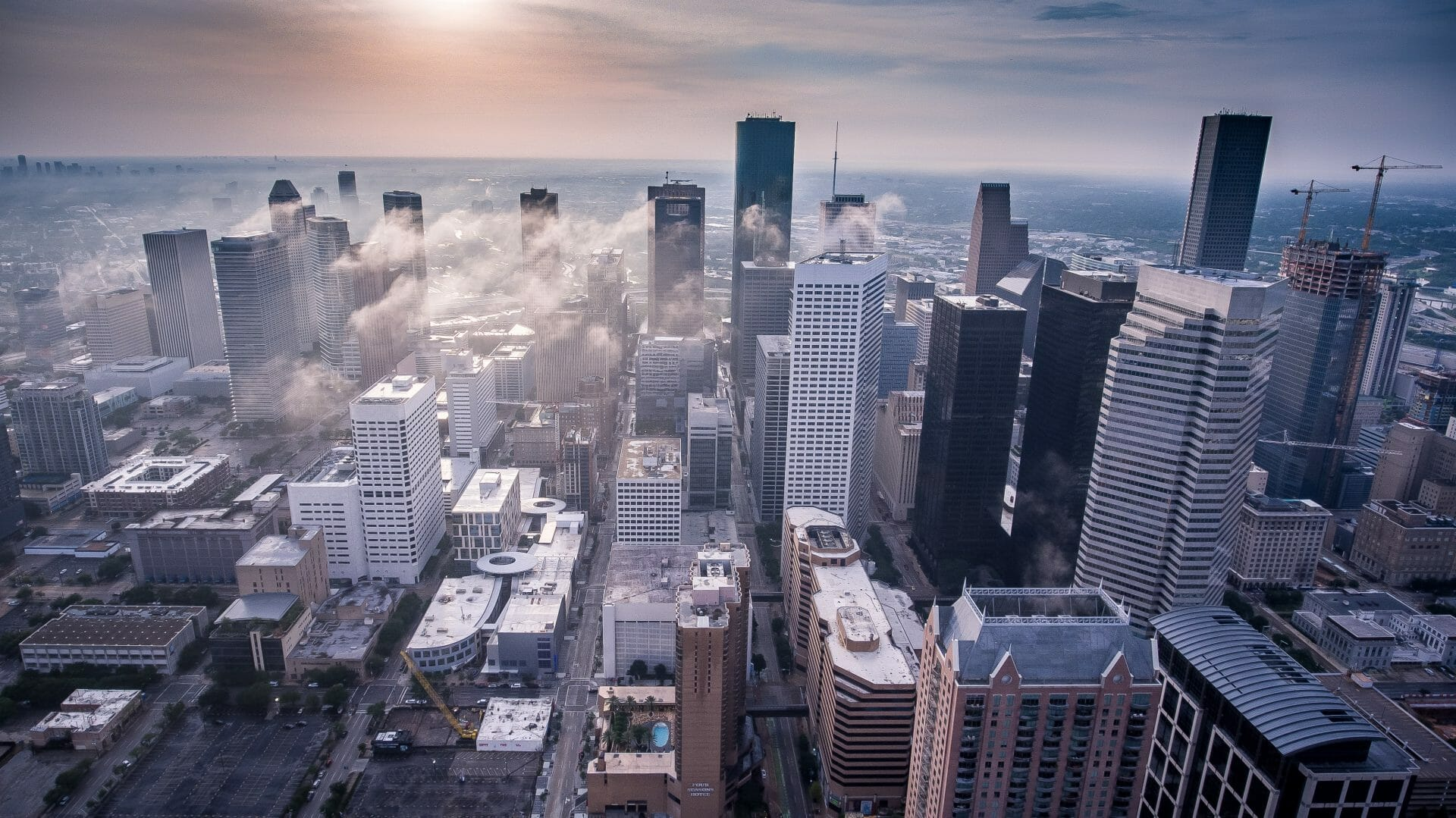 Picture of a Cityscape for Real Estate News for Investors Podcast Episode #636