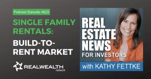 Real Estate News for Investors Podcast Episode #823