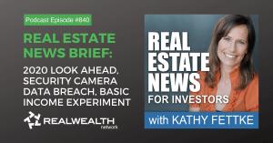 Real Estate News for Investors Podcast Episode #840