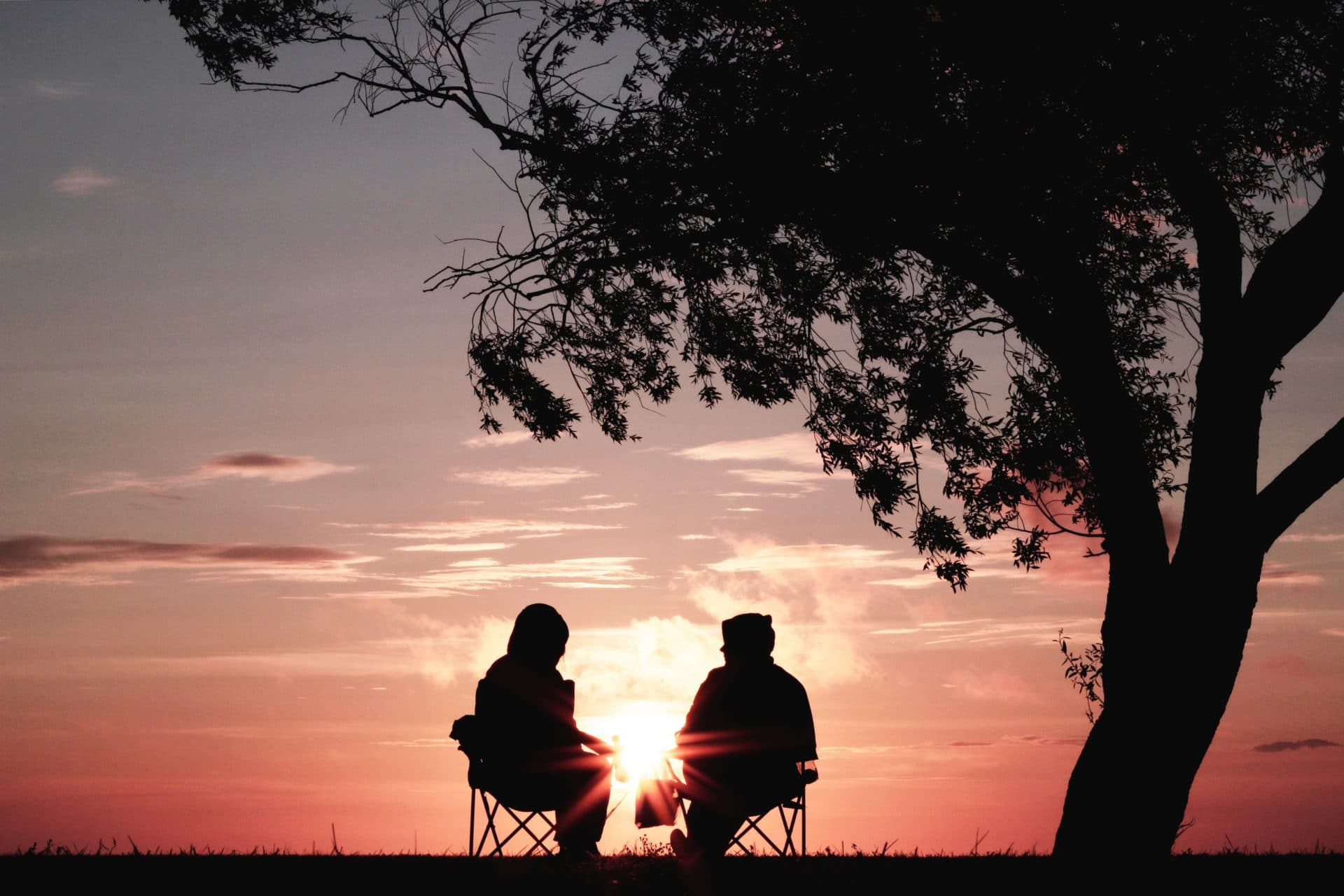 picture of couple watching sunrise for Real Wealth Show Podcast Episode #607
