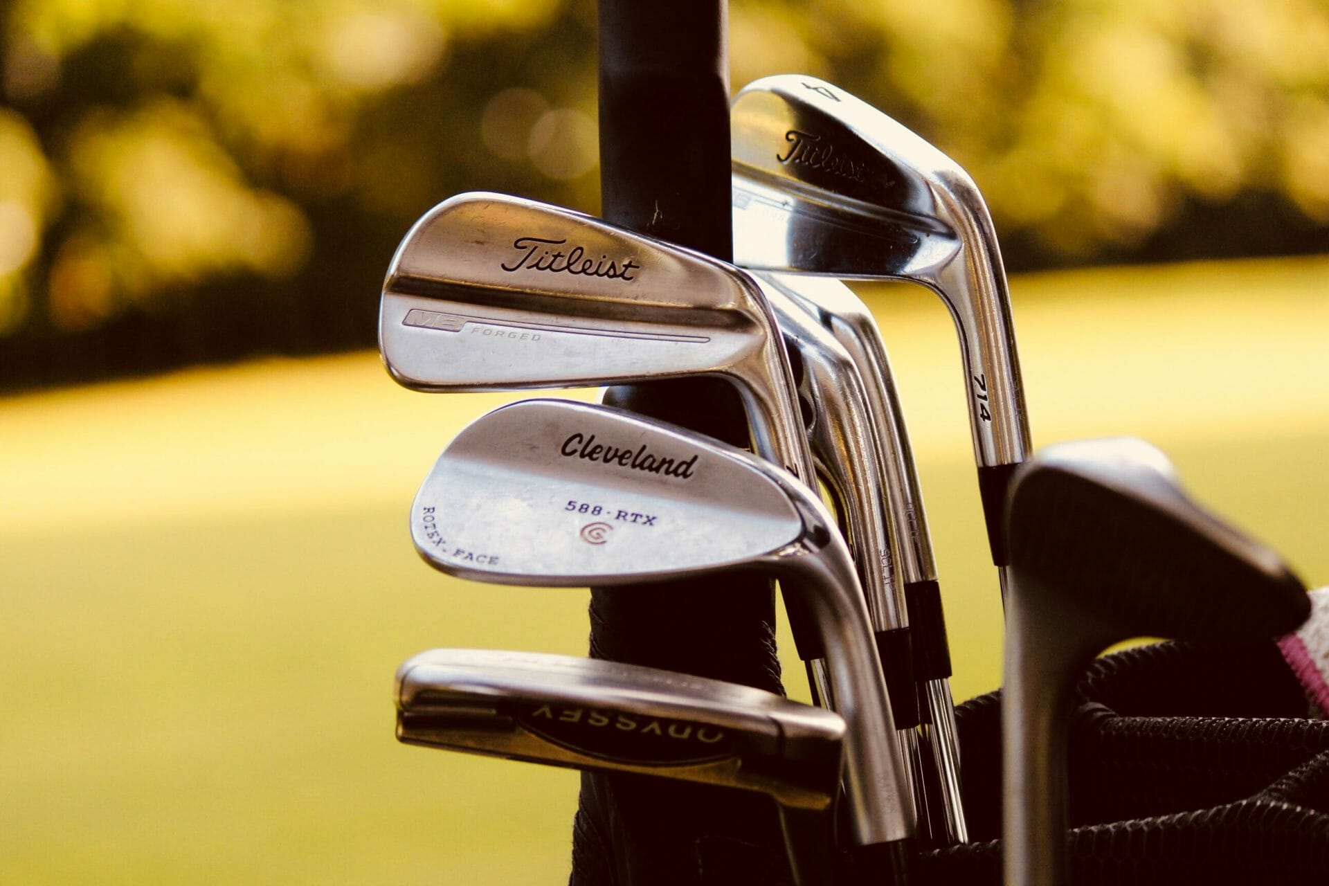 Picture of Golf Clubs for Real Wealth Show Podcast Episode #717
