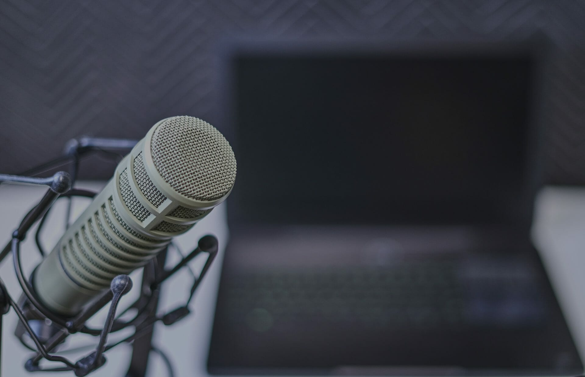 Picture of Microphone for Real Wealth Show Podcast Episode #718