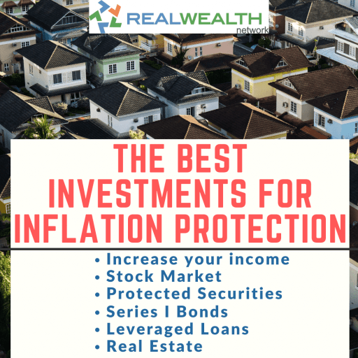 Image Highlighting The Best Investments for Inflation Protection