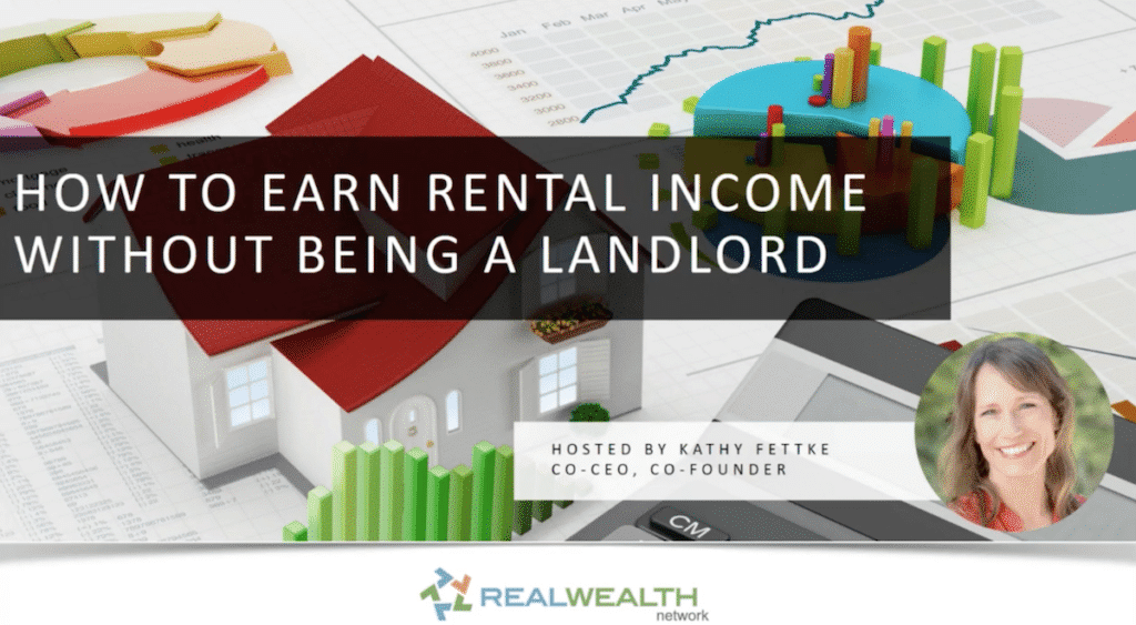 Webinar: How To Earn Rental Income Without Being a Landlord