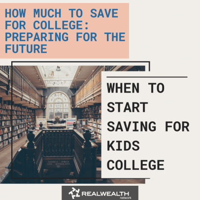 When to Start Saving For Kids College
