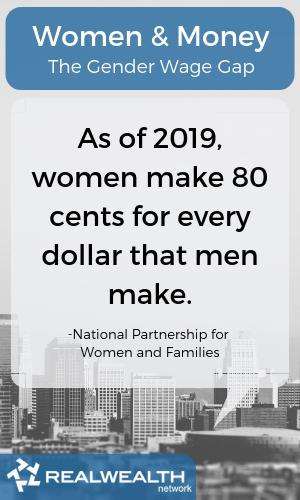 Women and money image