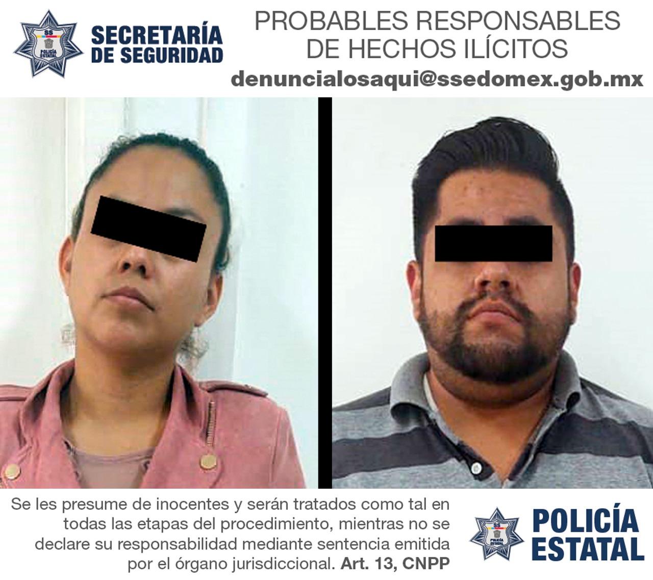 LOCALIZAN VEHÍCULO CON REPORTE DE ROBO; DOS DETENIDOS