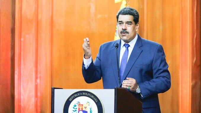 MADURO DA 72 HORAS A LA EMBAJADORA DE LA UE PARA QUE ABANDONE VENEZUELA