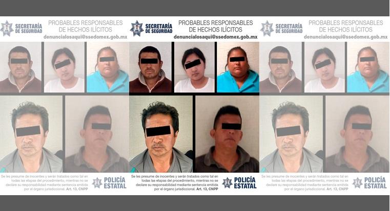 LA SS RECUPERÓ UN VEHÍCULO DE TRANSPORTE PÚBLICO CON REPORTE DE ROBO Y DETIENE A CINCO