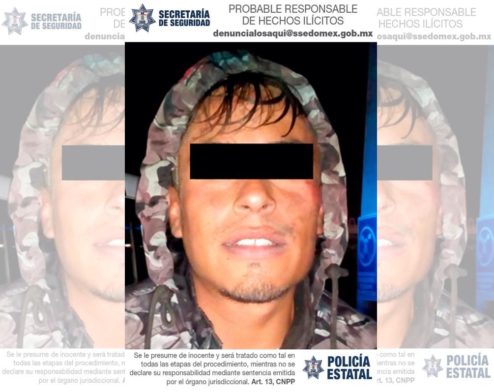 RECUPERAN VEHÍCULO CON REPORTE ROBO Y DETIENEN A PROBABLE RESPONSABLE
