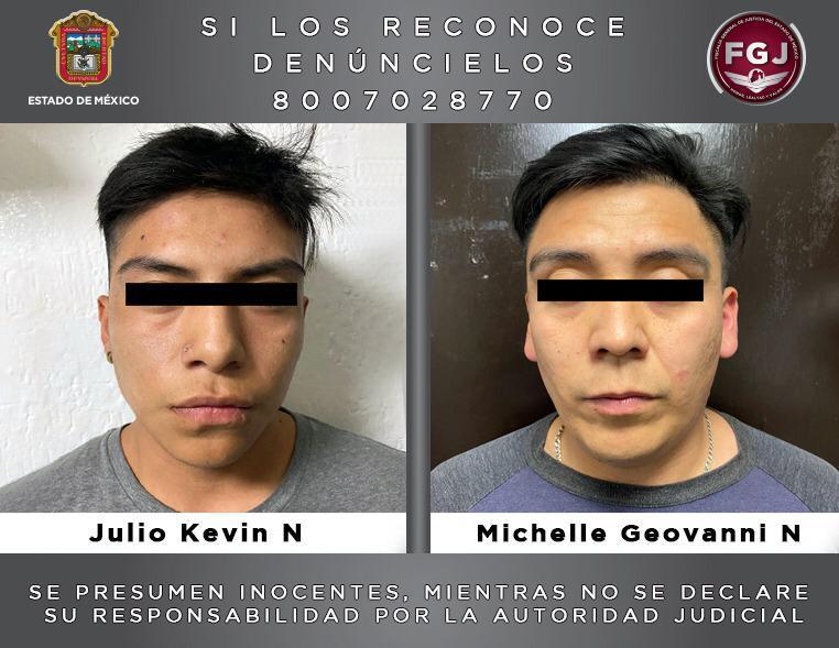 ARRESTAN A SUJETOS POR EL PRESUNTO HOMICIDIO DE UN ADOLESCENTE EN NEZAHUALCÓYOTL