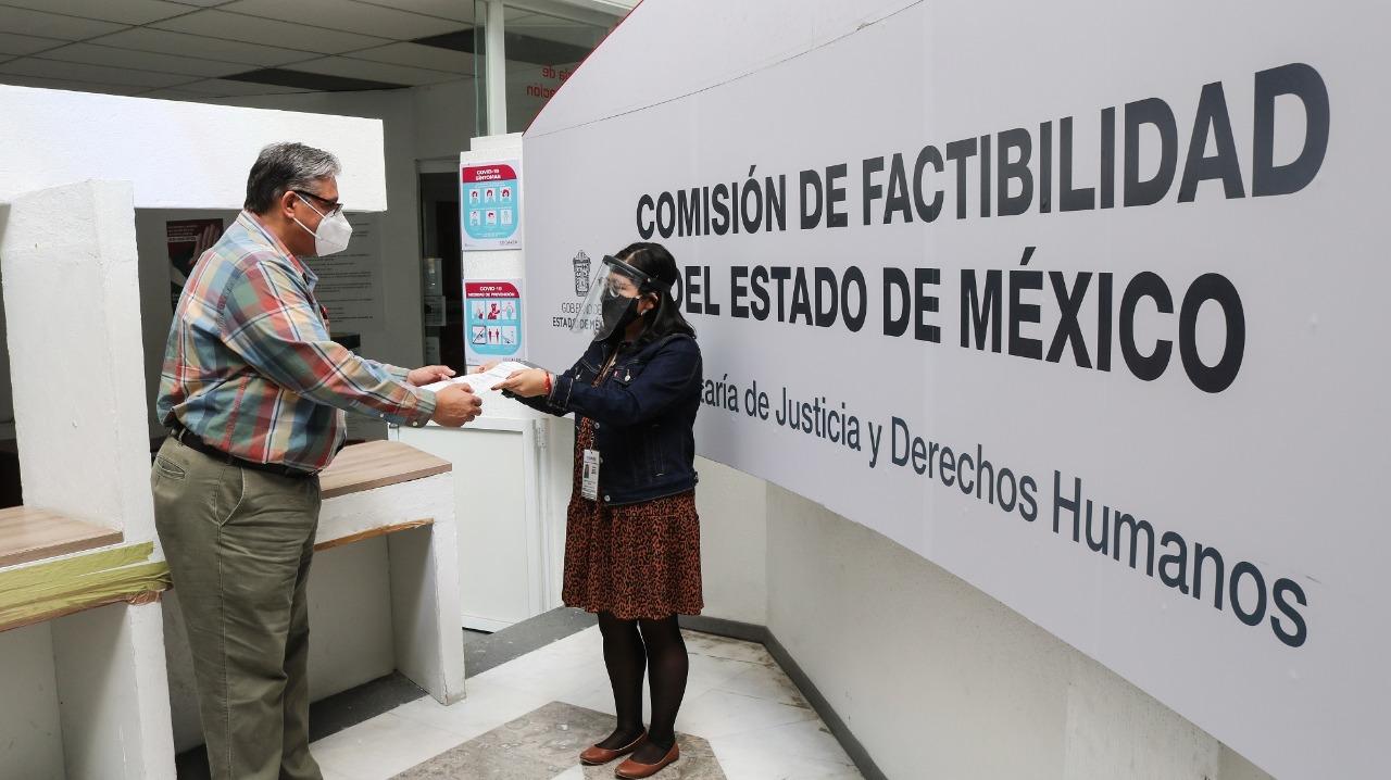 OBTIENEN EMPRESARIOS MEXIQUENSES DICTAMEN ÚNICO DE FACTIBILIDAD