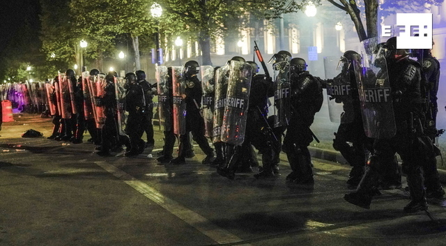 PROTESTAS DEJAN DOS MUERTOS EN WISCONSIN