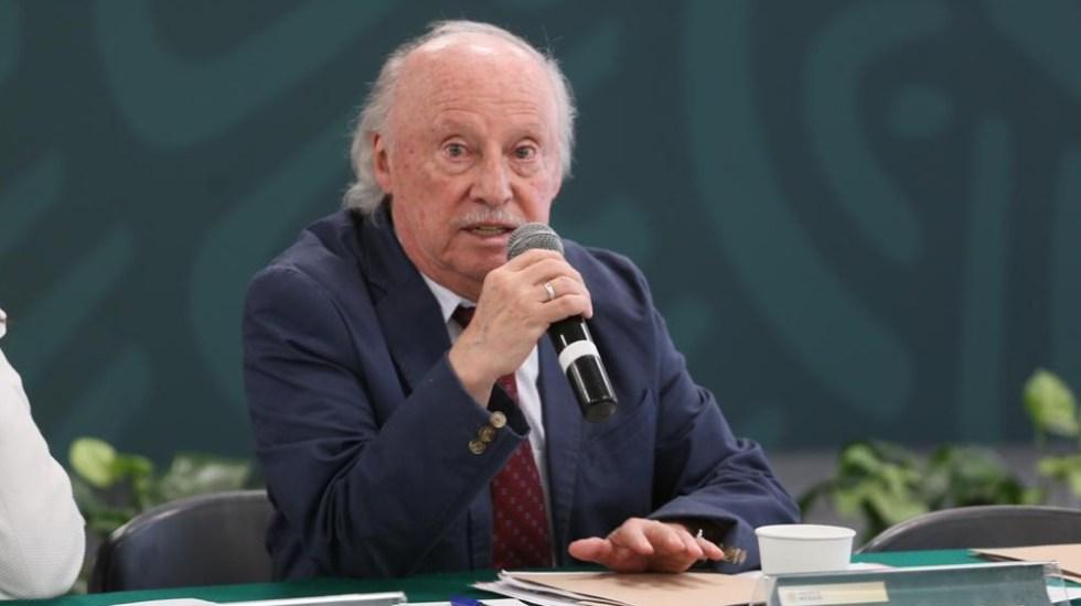 VÍCTOR MANUEL TOLEDO RENUNCIA A LA SEMARNAT; PREVÉN LLEGADA DE ALBORES