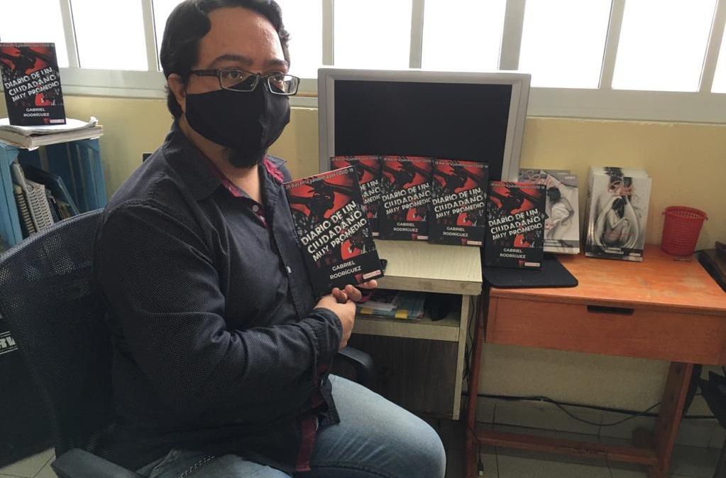 AUTOR MEXIQUENSE ESCRIBE LIBRO INSPIRADO EN LOS RELATOS GENERADOS POR EL COVID-19