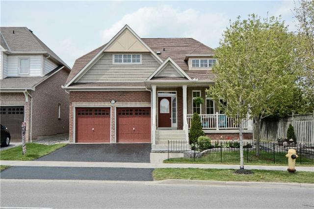 "Fabulous 2 Bdrm Tribute ""Vista"" Model Bungaloft Professionally Landscaped Front&Back In Family Friendly Brooklin! Inside Enjoy Hrdwd Flrs, Main Flr Master Bdrm W W/I Closet&4 Pc Ensuite, Formal Dining Rm W Coffered Ceiling, Fantastic Open Concept Kitchen W Large Centre Island For Entertaining, Tons Of Cupboard Space&Breakfast Bar, Family Rm W Vaulted Ceiling, Gas Fireplace, Pot Lights& W/O To Entertainer's Deck & Private Fully Fenced B/Yard W Mature Trees"