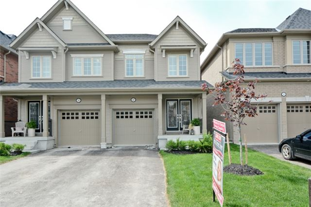 Stunning 2016 Custom 4 Bedroom With Finished Basement In The New & Sought After Family Friendly Windfields Community! Under 1 Yr Old & Full Of Upgrades This Tribute Highland Model Was Modified For 4 Upper Beds Including Master W/4Pc Ensuite & W/I Closet! Open Concept Main Floor W/Separate Dining Rm, Kitchen With S/S Apps, Breakfast Area & W/O To Yard. Prof Finished Bsmt W/Large Rec Rm, Above Grade Windows & Pot Lights Close To Transit, Shopping Uoit & 407*