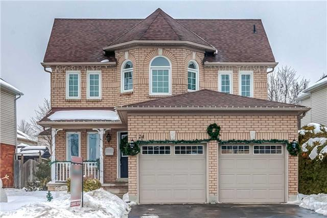 Enjoy All The Upgrades In This 3+1 Bedroom All Brick Home, With New In 2017 Inground Saltwater Pool! Great Location In Sought After Courtice. New Floors Thru-Out Main Includes Family With Floor To Ceiling Fireplace Mantle & B/I 4K Flat Screen. Kitchen W/High End S/S Appls & Gas Range All In 2016 Still Under Warranty. Breakfast Area Walk Out To Wrap Around Deck O/L Pool. Master With 4Pc Soaker Tub Ensuite & Finished Bsmt With 4th Bed, Huge Rec Rm & Play Area!